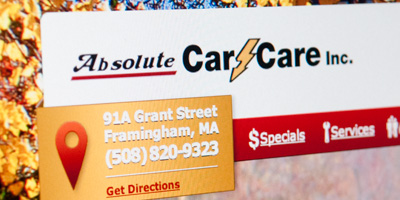 Framingham Auto Repair Shop